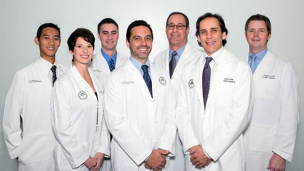 Best Bunion Surgeons Los Angeles, The Bunion Institute