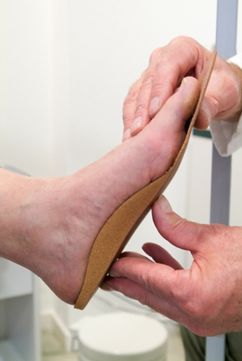 Orthotics can help with bunionette pain